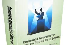 Parler en public gratuit guide pratique