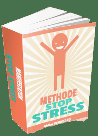 Ebook gratuit Méthode stop stress pour votre bien-être