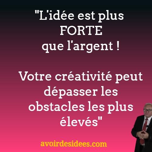 citations créatif