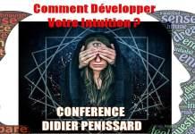 Conférence développer son intuition
