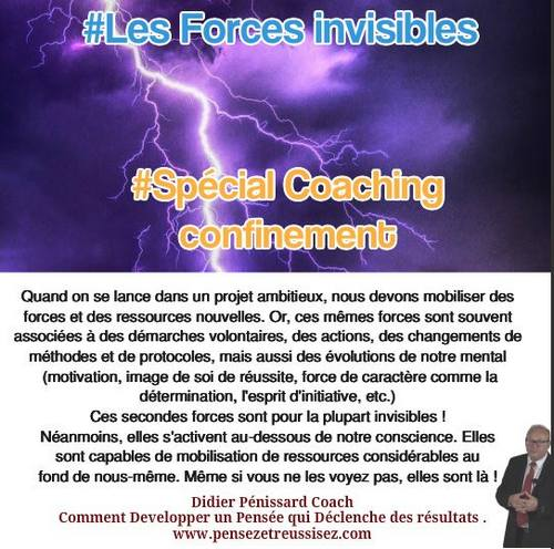 les forces invisibles