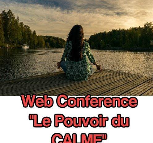 Comment rester calme ?