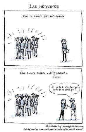 Introvertis Extravertis MBTI