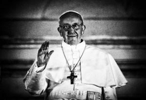 image photo du Pape François gardien des traditions