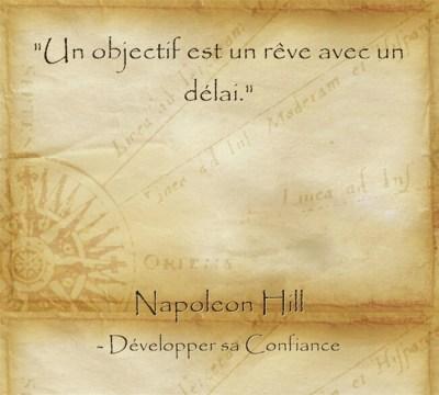 Un rêve est réalisable et possible si il a un délai