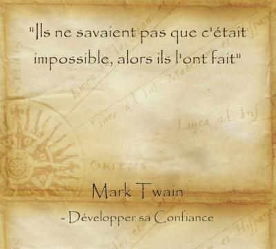 5 Réflexions sur la Signification du Bien Être selon Mark Twain - Développer sa confiance en comprenant son cerveau 🧠