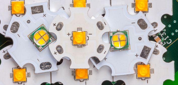 Les bases thermiques qu'il faut connaître pour concevoir un PCB avec des LEDs de puissance.