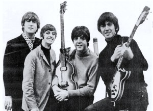 beatles devenir musicien