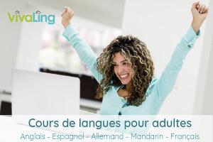 Cours de langue Adultes Vivaling