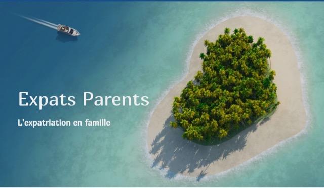 Expats Parents, le site de Catherine Martel