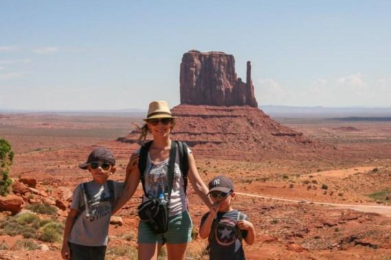 Famille expatriée aux USA