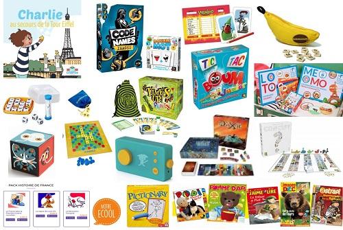 90e03c1a0878 Notre sélection de jeux, livres et cadeaux pour apprendre le français en  s amusant