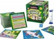 Le jeu Voyage en France de Brainbox pour pratiquer le français en s'amusant