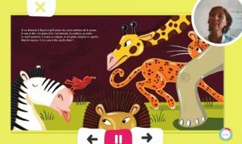 Audio et voix sur un livre numérique