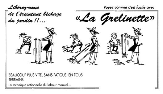 Grelinette