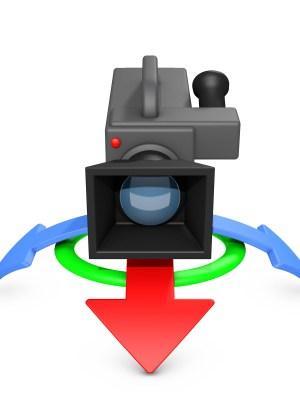 camera rig X icon