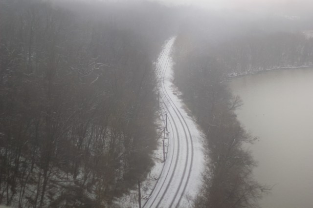 snowy winterland