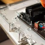 PC mod g4 motherboard standoffs