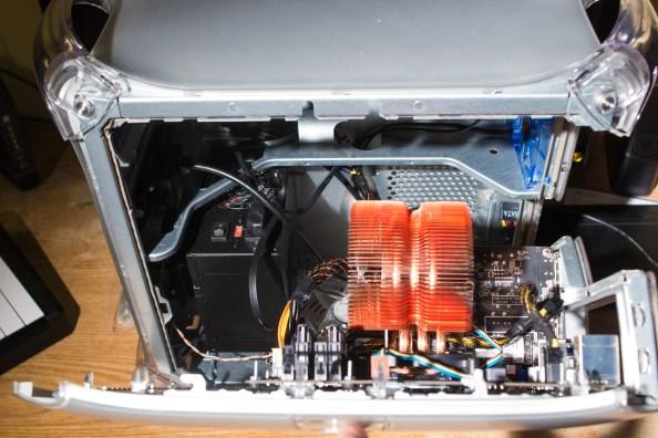pc mod g4 quicksilver case