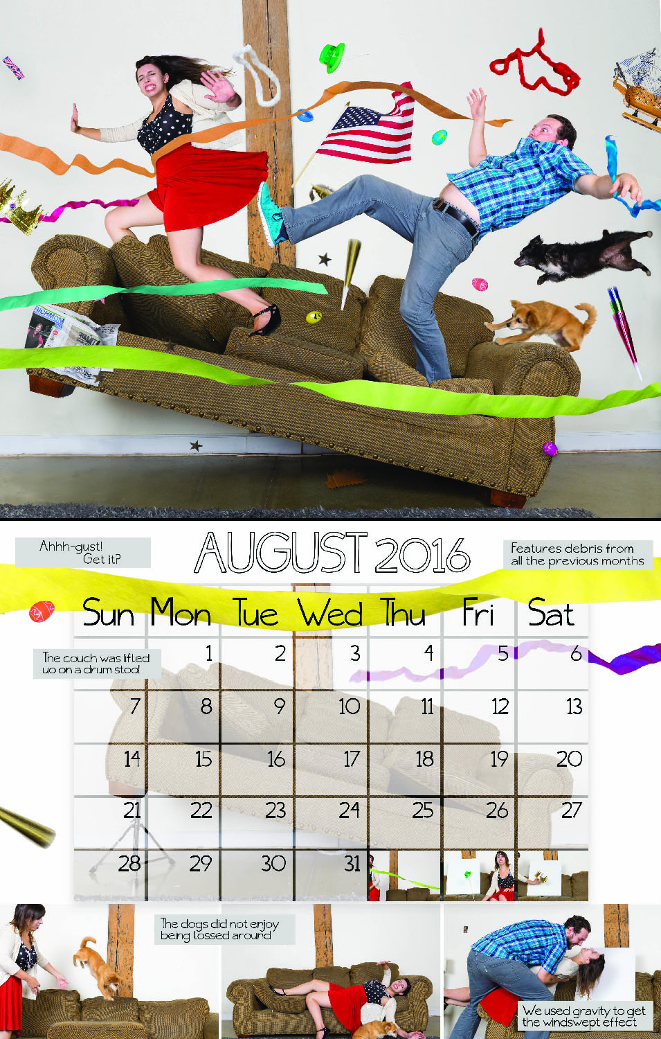 august couch calendar layout
