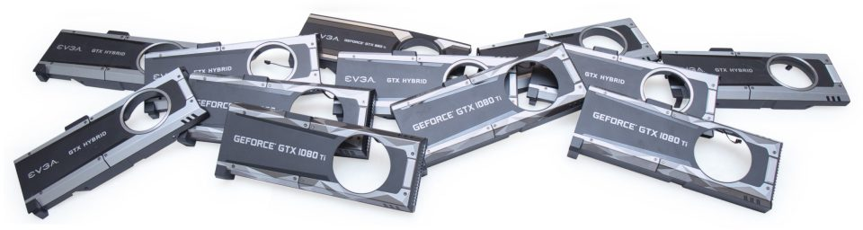 nvidia GPU shrouds