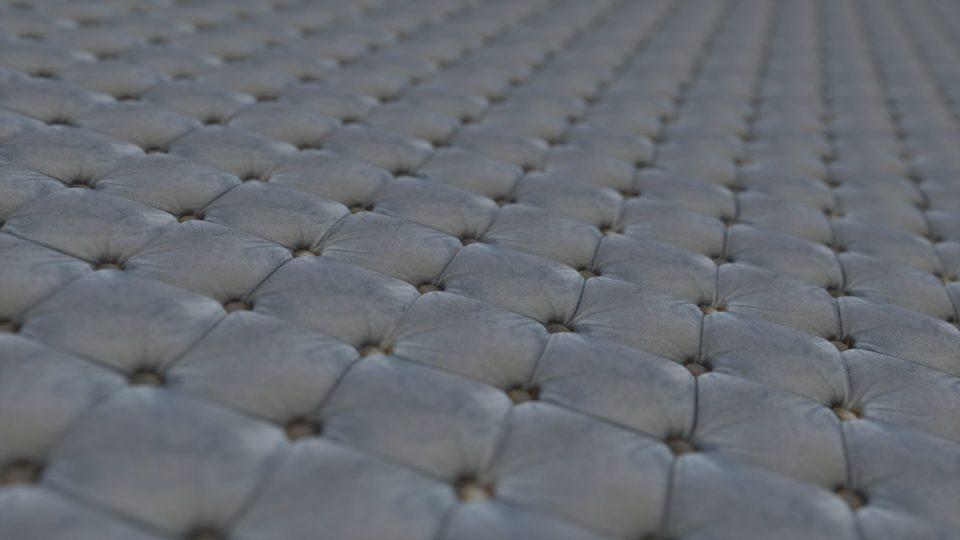 seamless cushion PBR texture preview