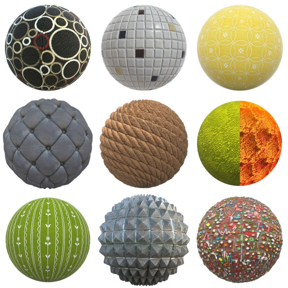 free seamless PBR textures