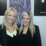 Lindsay and Jayne on Xpose