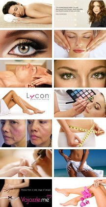 Beauty treatments available