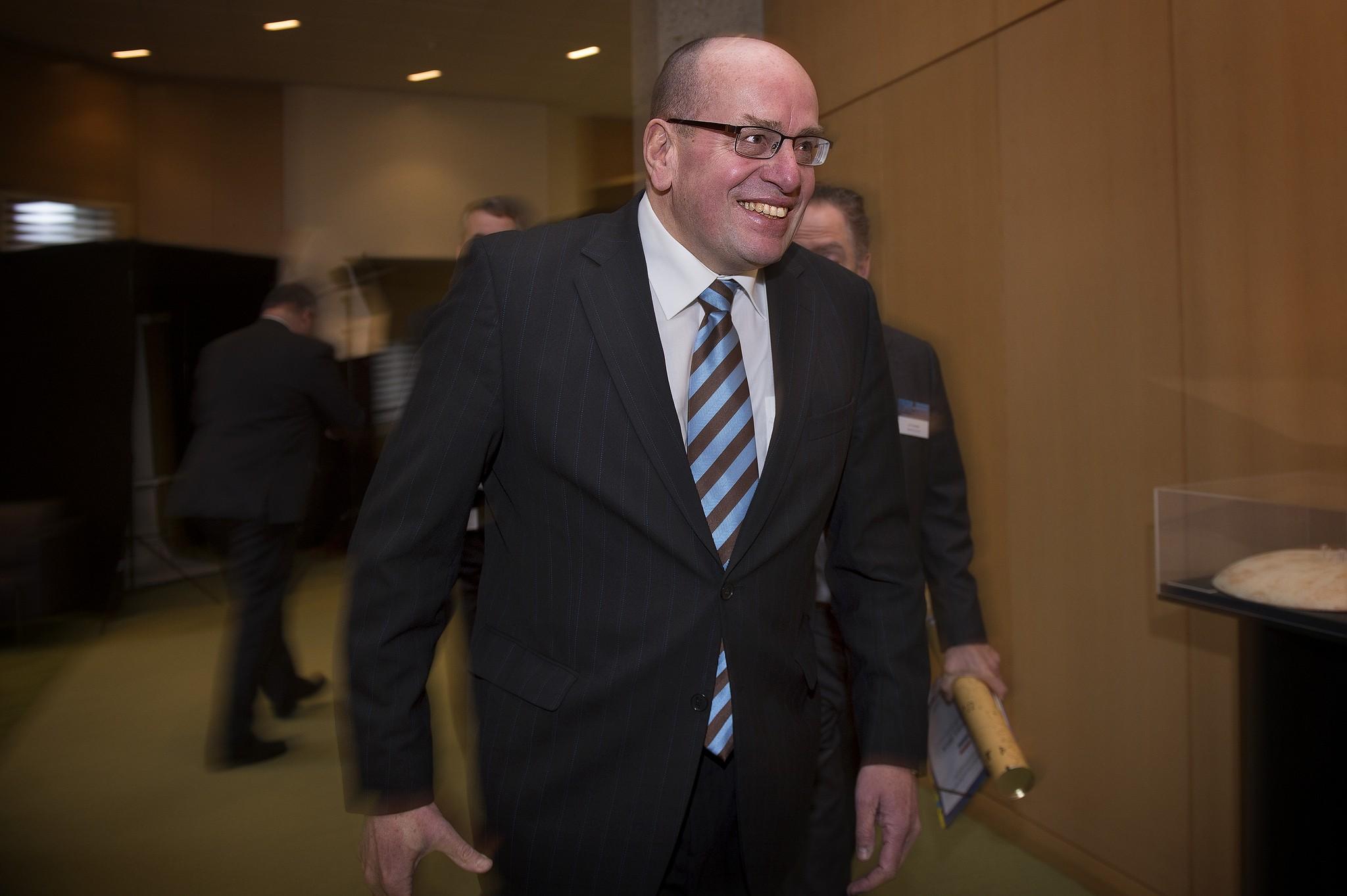 Oud-staatssecretaris VVD Fred Teeven
