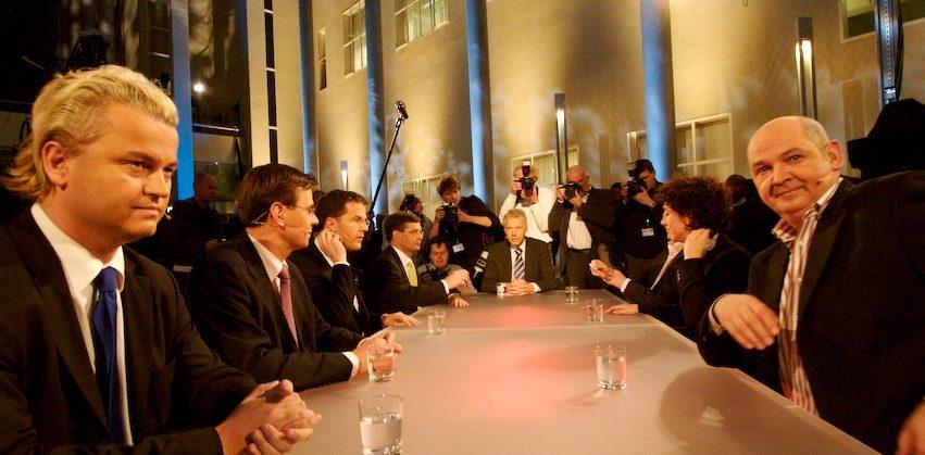 verkiezingsdebat verkiezingsdebatten beperken wilders rutte