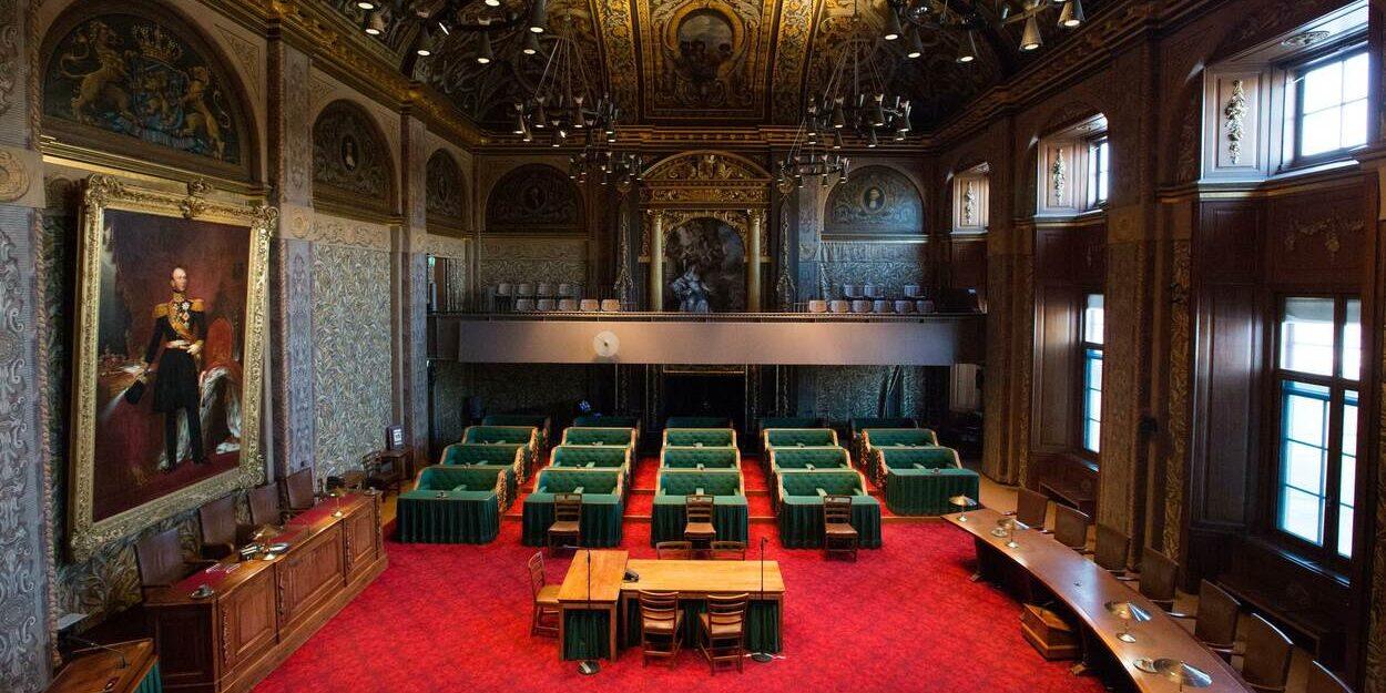 Eerste Kamer steunt wet Tweede Kamerverkiezing in coronatijd