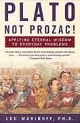 Plato not Prozac. Filosofie of therapie