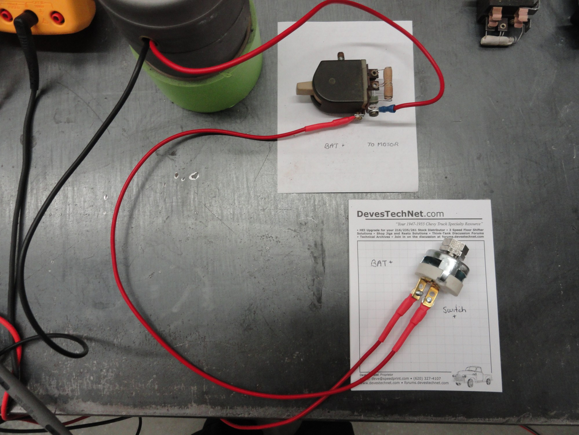 hight resolution of let s first examine a 6 volt motor using a 12 volt power system w voltage