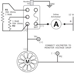 making your vehicle native 12 volts 12 volt motor wiring diagram for heater 2 [ 1088 x 846 Pixel ]