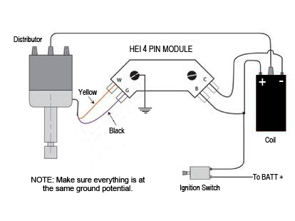 mopar electronic ignition conversion wiring diagram 1998 ford f150 xlt stereo installing your new hei system