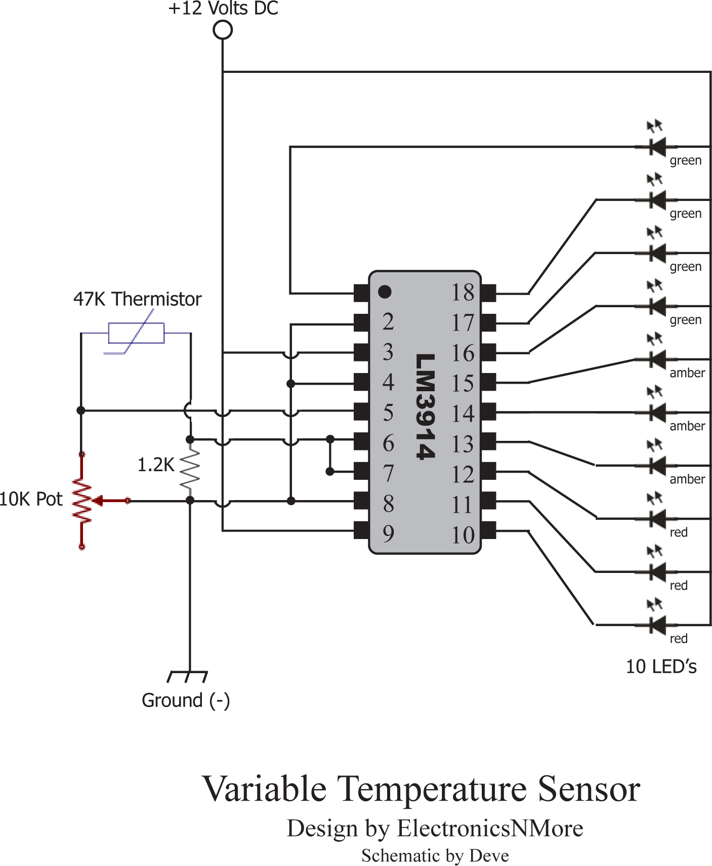8 Pin Ice Cube Relay Schematic