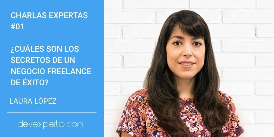 Secretos de un negocio Freelance. Laura López