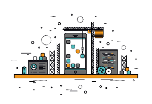 Mobile App Construction