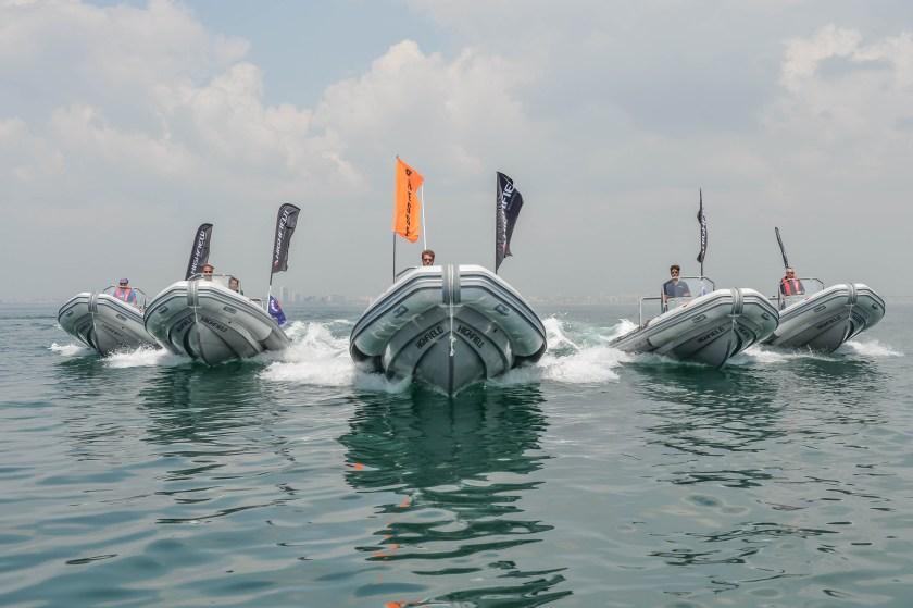 Vendee Globe Highfield Safety Boats