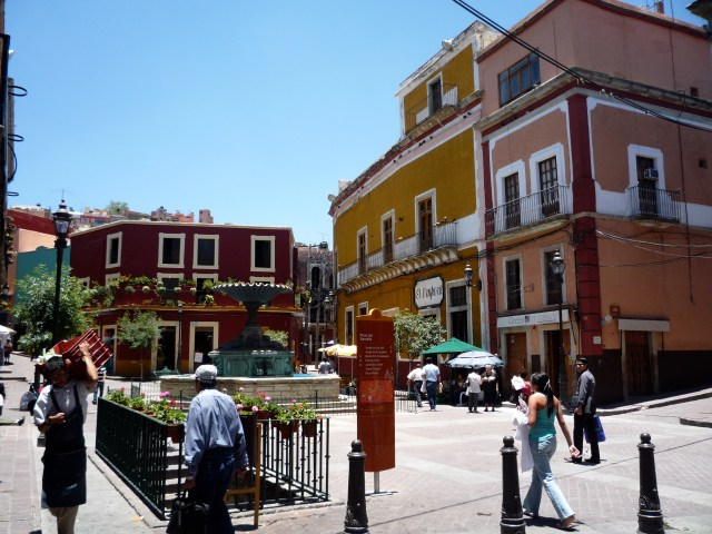 Guanajuato - Plaza de la Paz