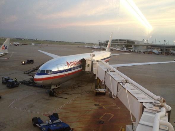 Aeropuerto de Dallas/Fort-Worth