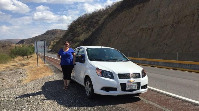 En auto de México DF a Acapulco