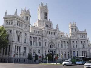 Palacio de Cibeles, Madrid, Ayuntamiento de Madrid