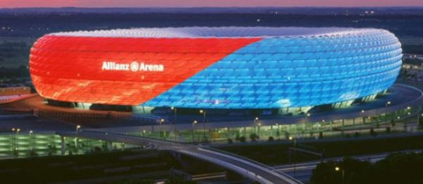 Allianz Arena en Munich