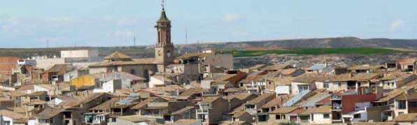 Sástago en Zaragoza