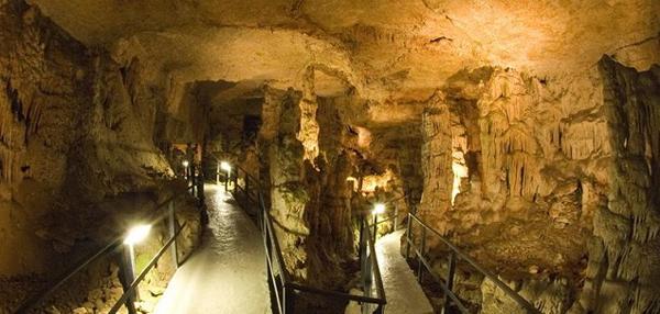 La cueva de los franceses en Palencia