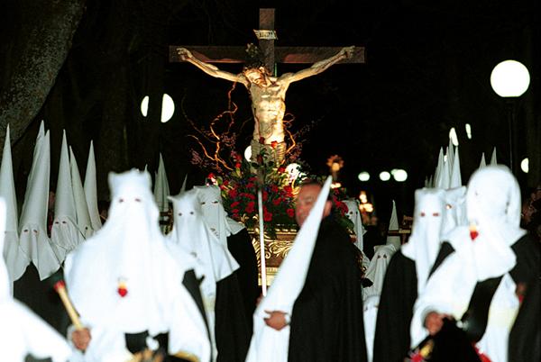 Programación procesiones Semana Santa 2012 en Soria