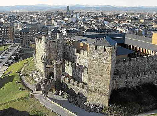 Ponferrada Capital de El Bierzo