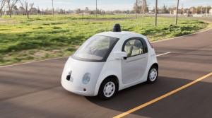 O carrinho da Google tem dimensões compactas e leva até dois passageiros